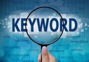 Trucos para elegir las palabras clave o Keywords