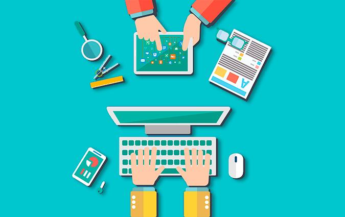 Crear página web profesional