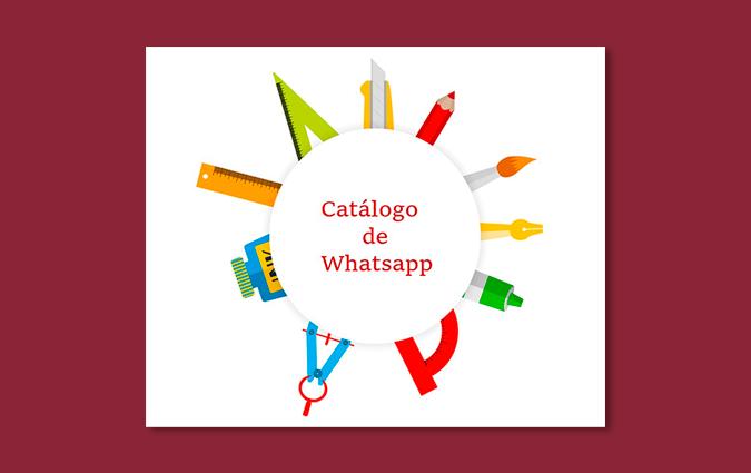 catálogo por whatsapp