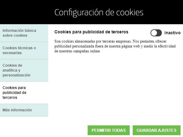 modelo de política de cookies