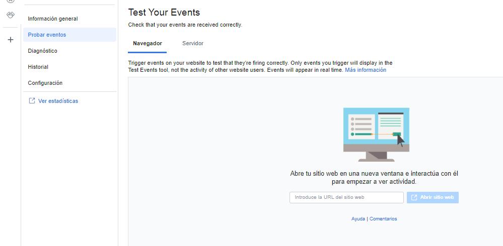 cómo saber si una web tiene instalado el píxel de facebook