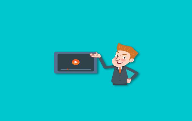 bancos de vídeos