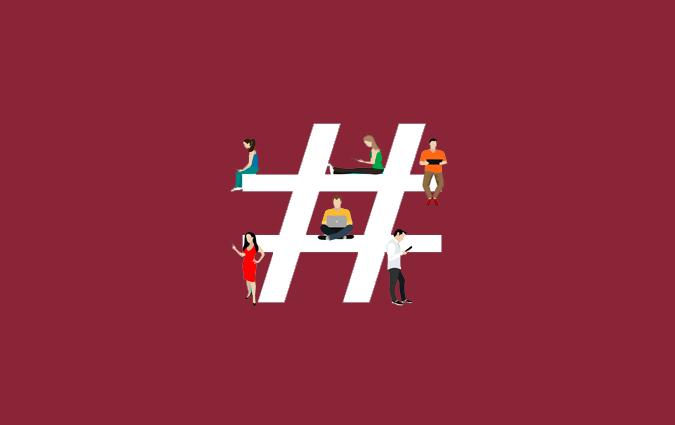 monitorizar un hashtag
