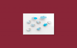qué es twitter blue
